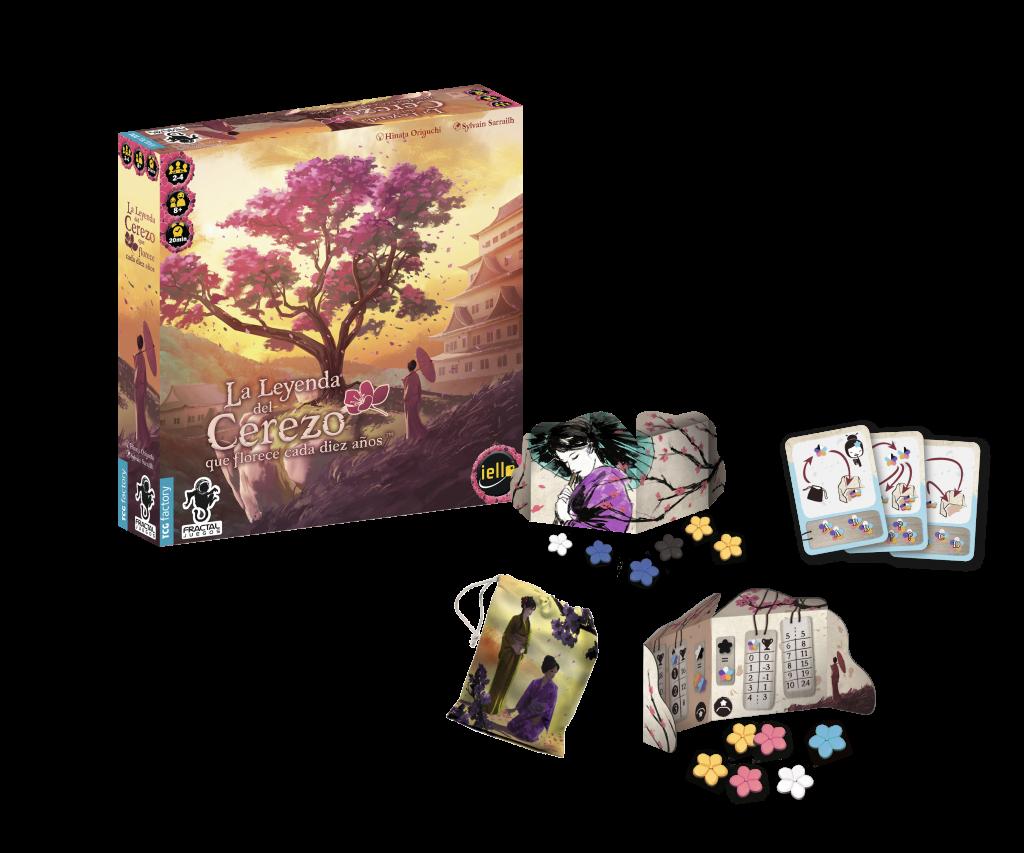 la leyenda del cerezo que florece cada 10 años