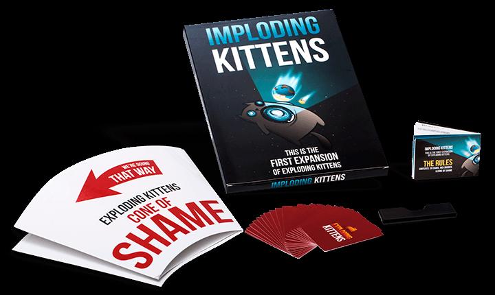 imploding kittens