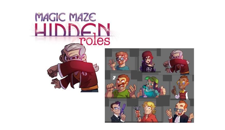 hidden roles
