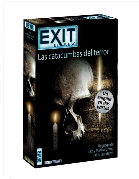 las catacumbas del terror