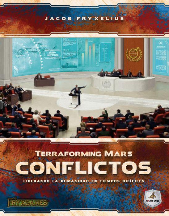 terraforming mars conflictos