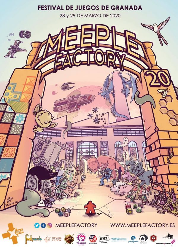 meeple factory