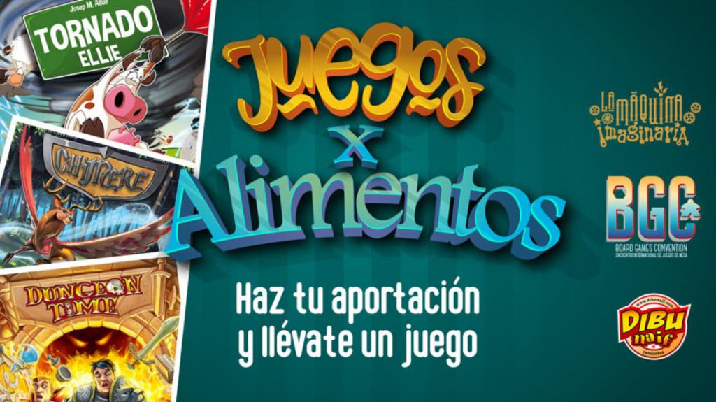 juegos x alimentos